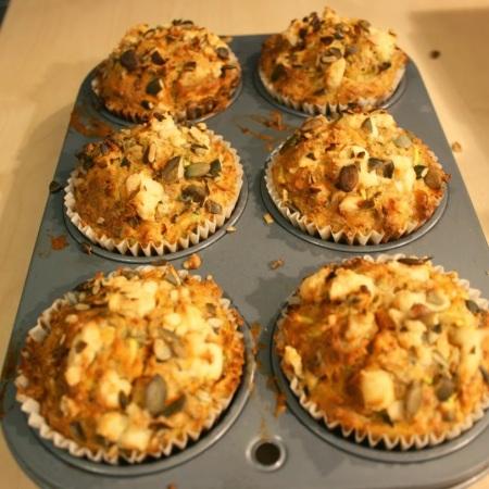 Savory-Muffin