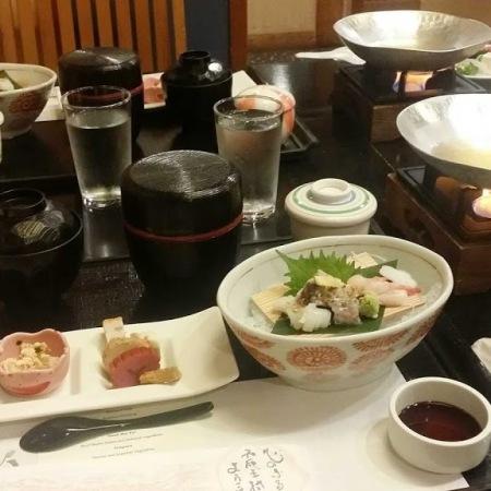 Kaiseki-Dinner-Japan-Fushioukaku-Ikeda